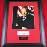 gerald-ford-framed-cut-signature-and-picture