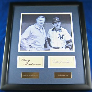 george-steinbrenner-and-billy-martin-framed-cut-signatures-and-picture