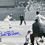 Bob Gibson 17 Strike Out