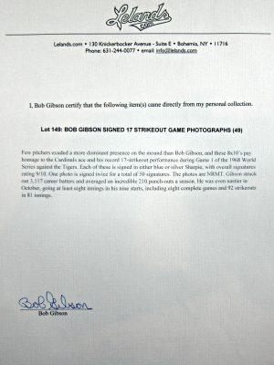 Gibson LOA LeLand
