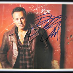 bruce-springsteen-signed-photo