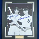 joe-dimaggio-and-mickey-mantle-signed-photo