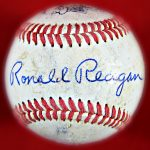 ronald-reagan-signed-baseball