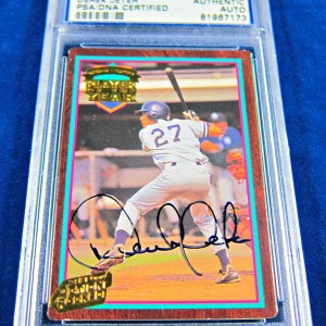 derek-jeter-signed-1995-action-packed-baseball card-#1a