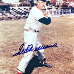 ted-williams-signed-color-photo