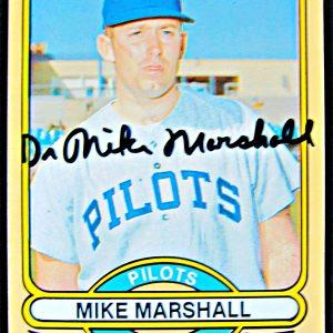 Dr Mike Marshall