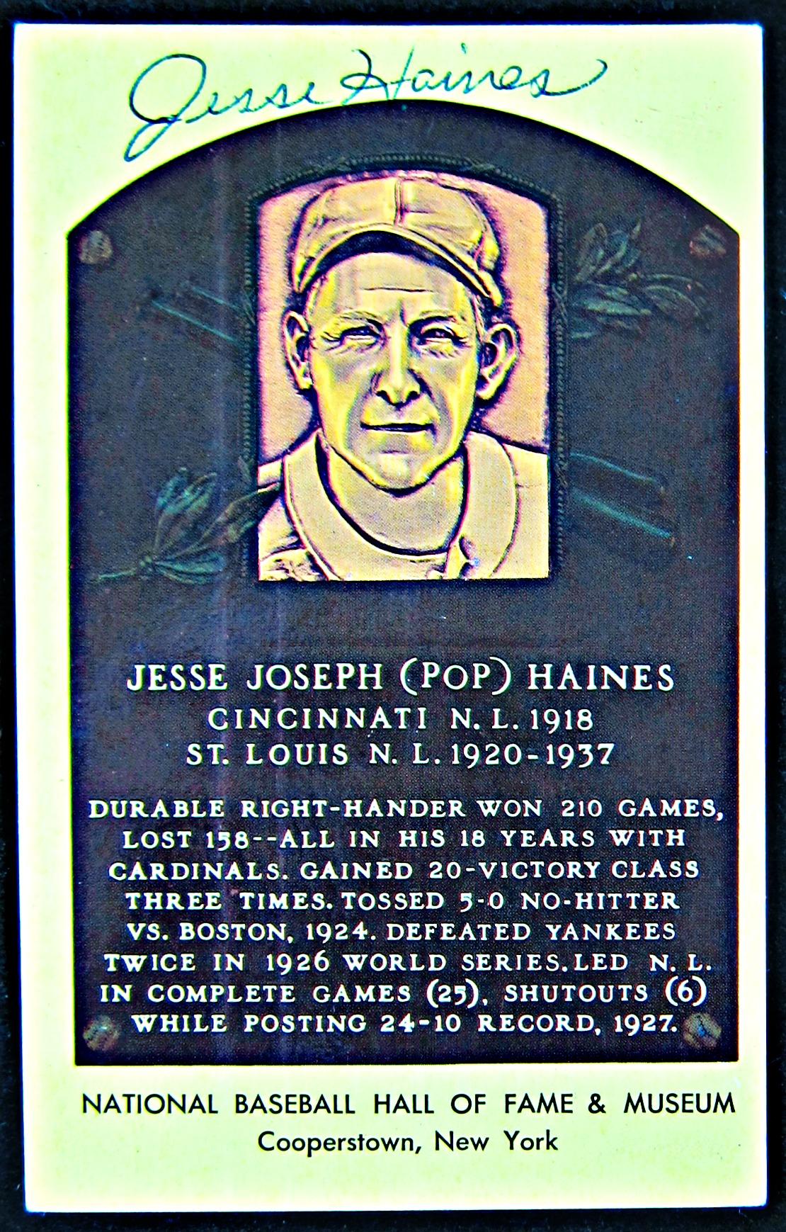 Jesse Haines