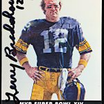 terry-bradshaw-autographed-card