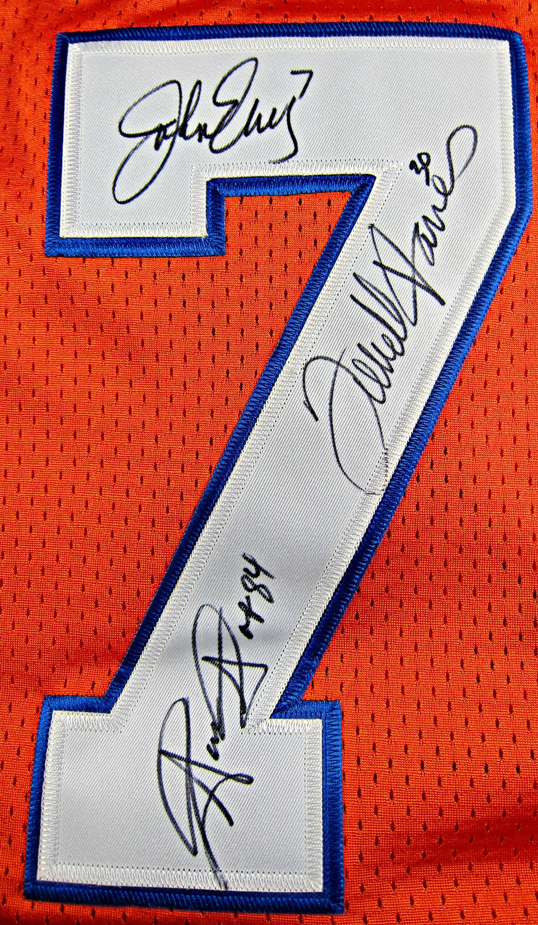 d4de29ec6 Denver Broncos Autographed John Elway Jersey. Sale! 🔍. Denver Broncos · Denver  Broncos