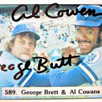 eorge Brett & Al Cowens