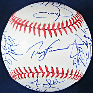 2007-boston-red-sox-team-signed-baseball