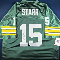 bart-starr-signed-jersey
