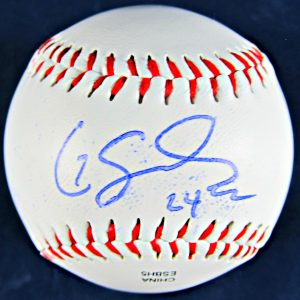 gary-sanchez-signed-baseball