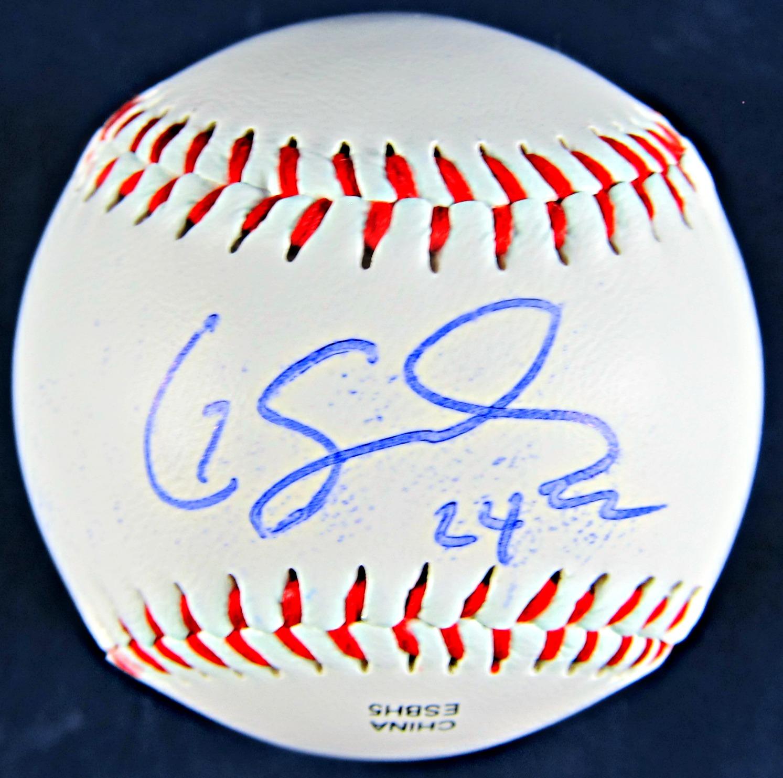 gary-sanchez-signed-baseball