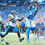Calvin Johnson Autographed Photo