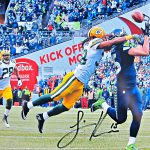 Jermaine Kearse Autographed Photo