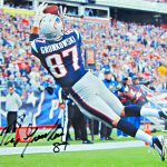 Rob Gronkowski Autographed Photo