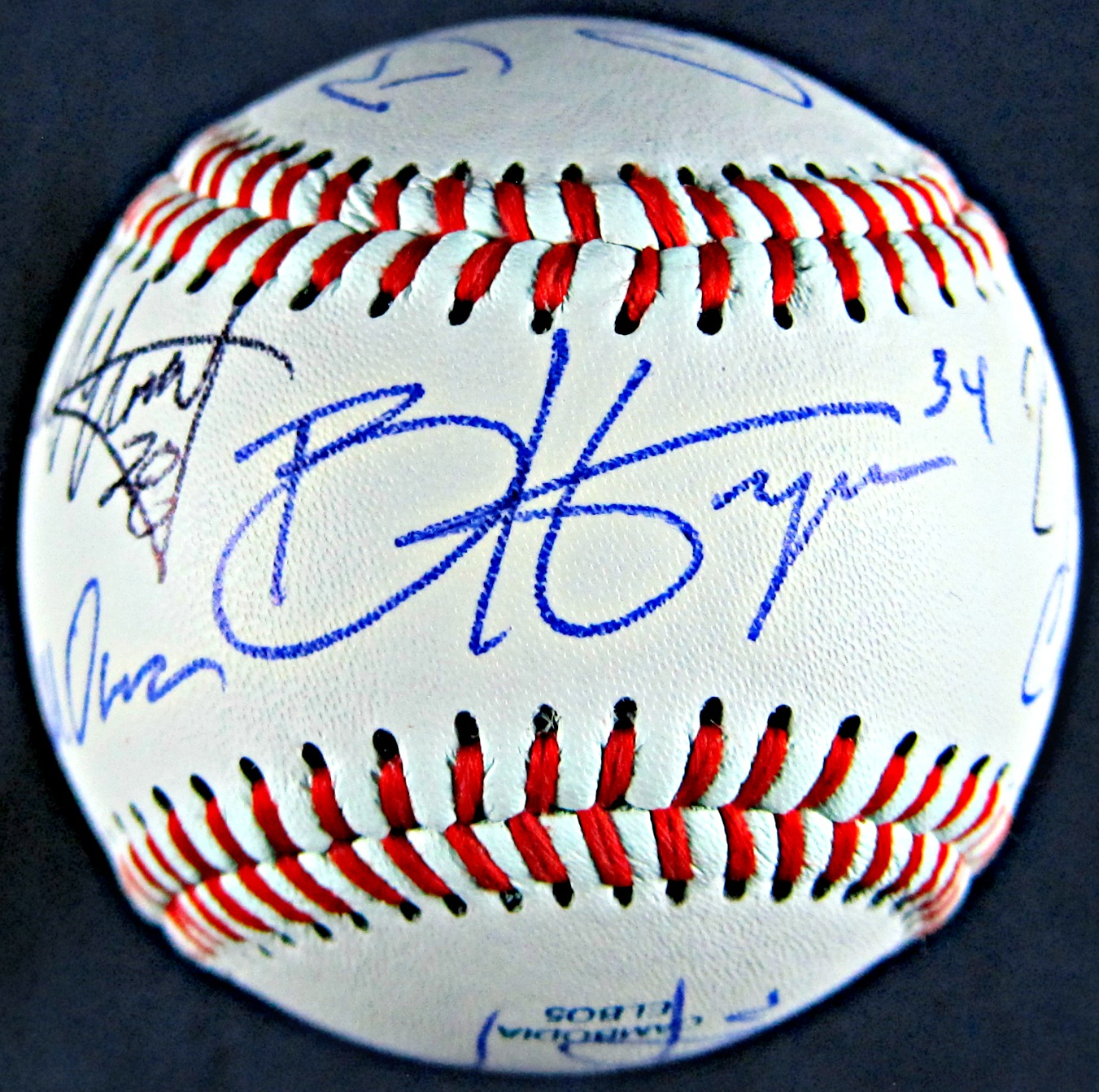 2017 NL All Star Autographed Baseball