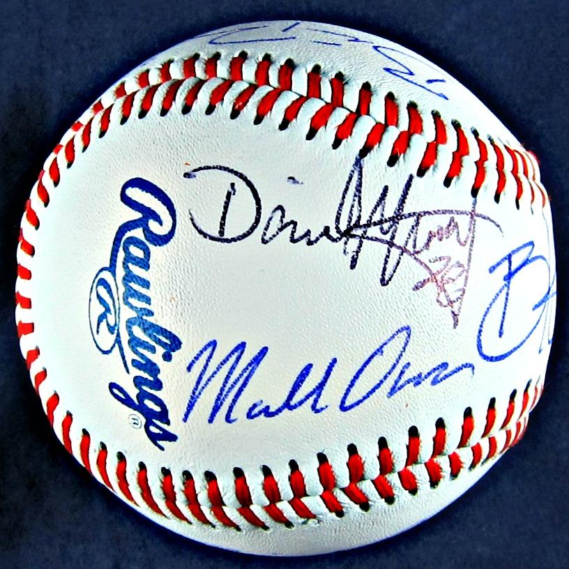 2017 NL All Star Autographed Baseball