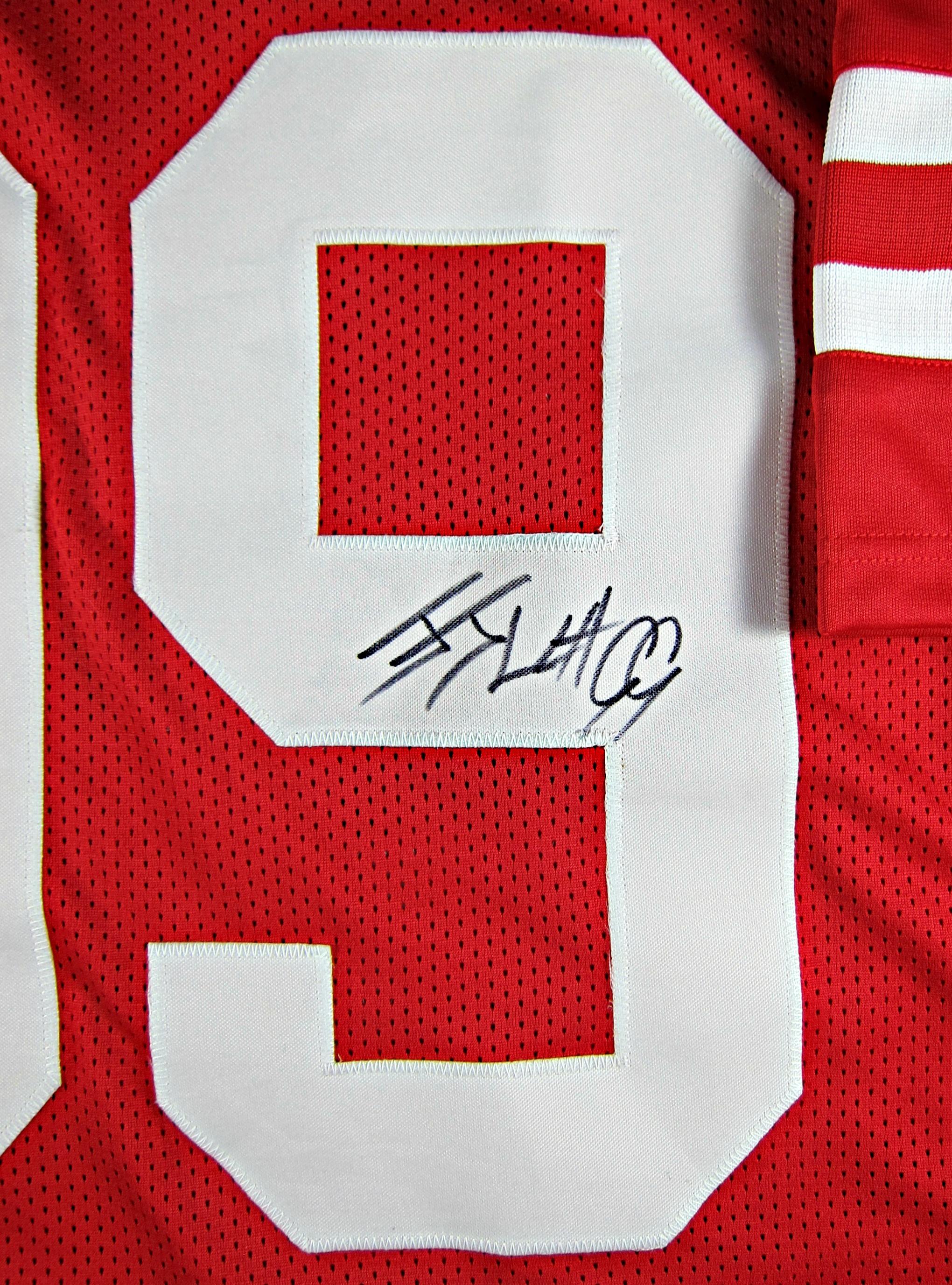 JJ Watt Autographed Jersey