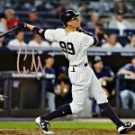 Aaron Judge Signed Photo