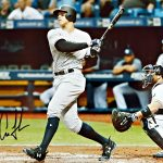 Aaron Judge Autographed 8×10 Photo