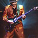 Carlos Santana Autographed 8x10 Photo