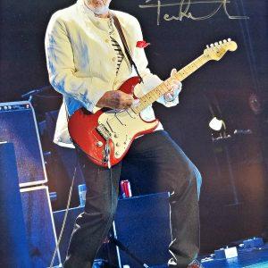 Pete Townshend Autographed Photo