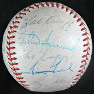 1963 NY Yankees Baseball