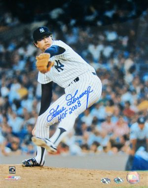 Goose Gossage Autographed Photo