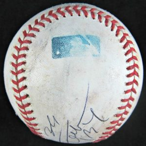 Bryce Harper Autographed Baseball