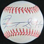 Giancarlo Stanton Autographed Baseball