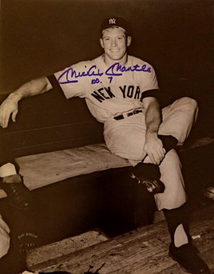 Mickey Mantle No.7