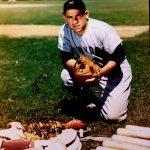 Yogi Berra Autographed 8x10