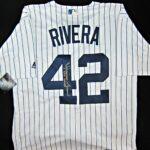 Mariano Rivera Autographed Baseball Jersey