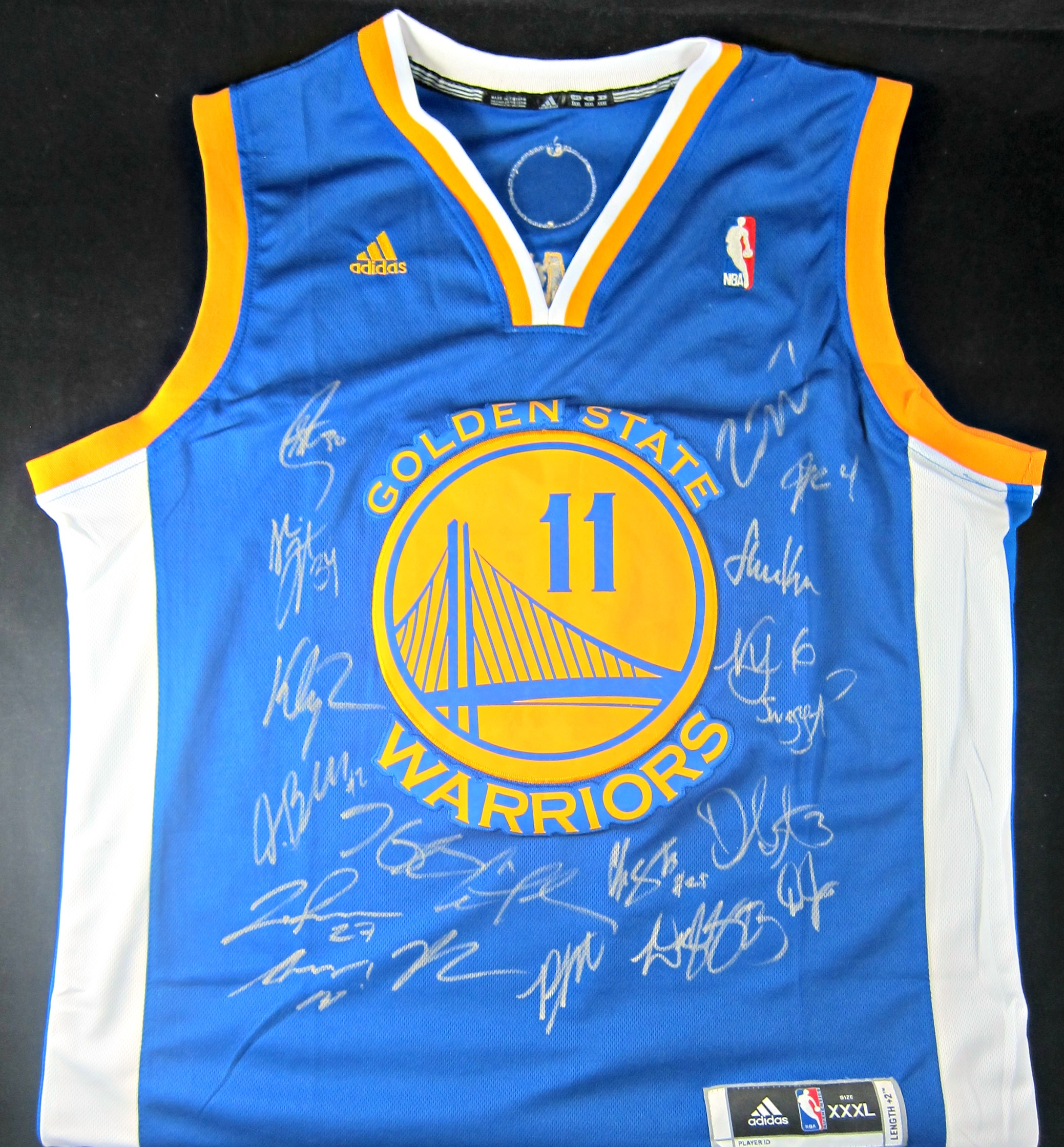 plantilla golden state warriors 2019 jersey